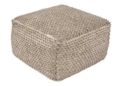 Hedy Pouf,Signature Design By Ashley