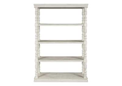 "Image for Dannerville White 74"" Bookcase"