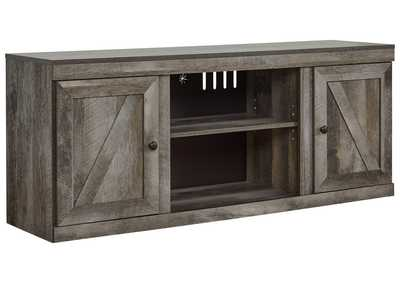 "Image for Wynnlow Gray 63"" TV Stand"