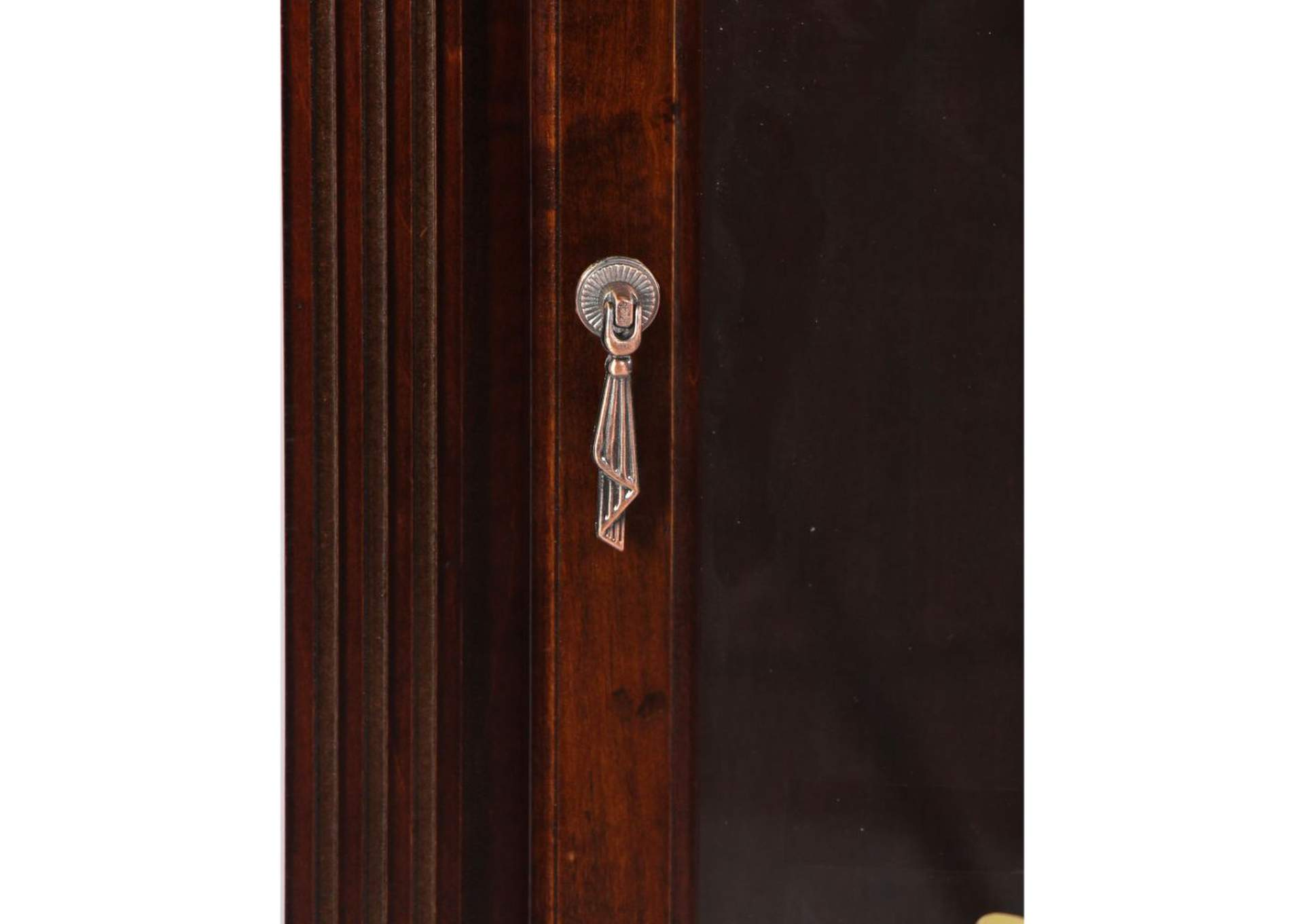 Sebastian Walnut Grandfather Clock,Acme