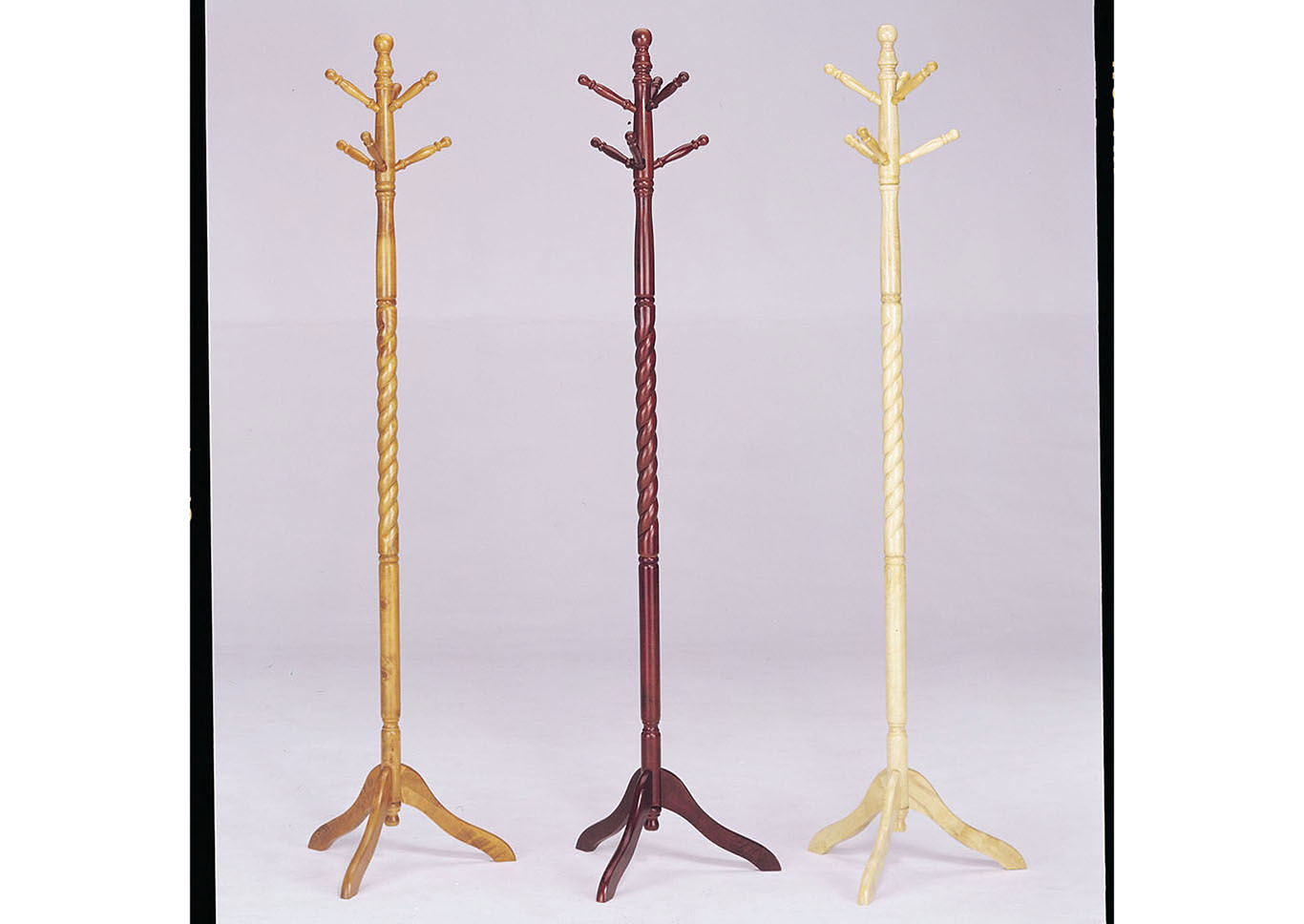 Grady Oak Coat Rack (Set of 4),Acme