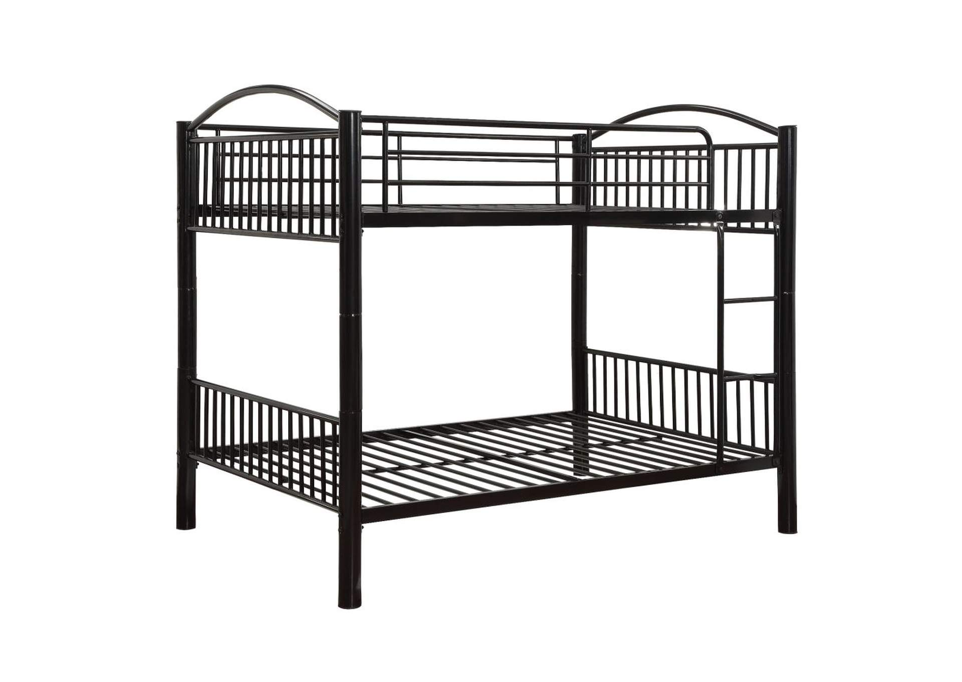 Cayelynn Black Bunk Bed,Acme