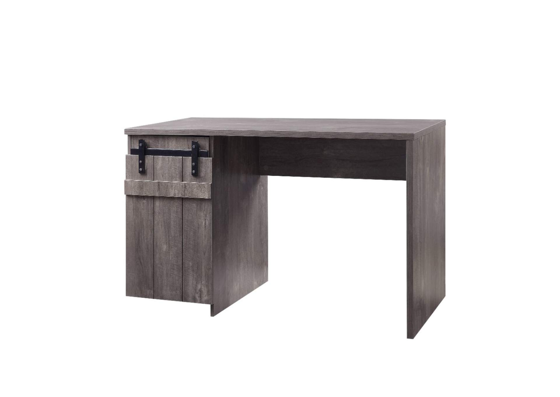Bellarosa Gray Desk,Acme