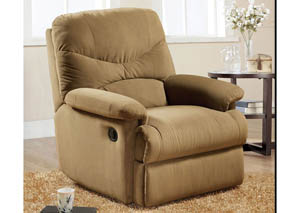 Arcadia Brown Recliner (Motion)