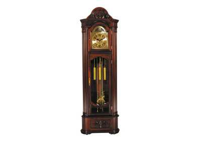 Longwood Walnut Grandfather Clock