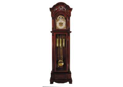 Image for Plainville Cherry Grandfather Clock