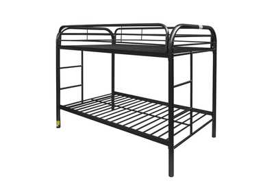 Image for Thomas Black Twin/Twin Bunk Bed