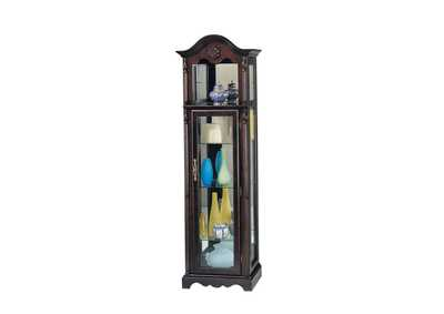 Image for Lindsey Cherry Curio Cabinet