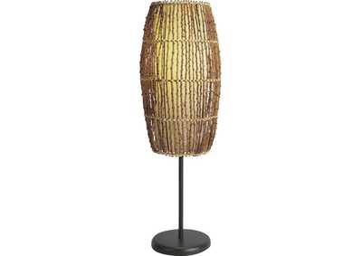 Image for Bamboo Table Lamp