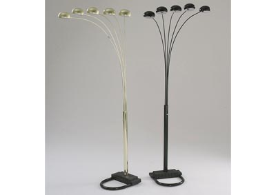 Image for Lamp Black Floor Lamp