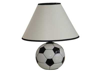 Image for All Star Soccer Table Lamp (Set-8)