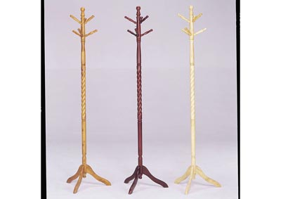 Grady Oak Coat Rack (Set of 4)