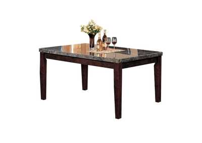 Image for Danville Black/Walnut Dining Table