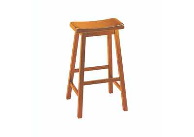 Image for Gaucho Oak Bar Stool (Set of 2)