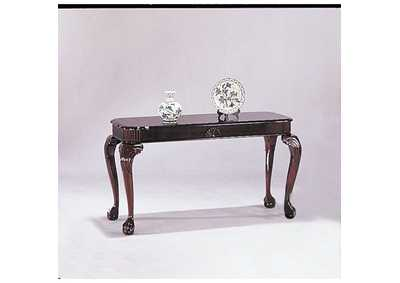 Image for Canebury Cherry Console Table