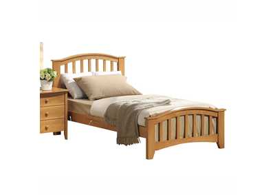 Image for San Marino Maple Full Bed