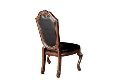 Image for Chateau De Ville Cherry Side Chair (Set-2)