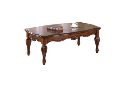 Image for Dreena Cherry End Table