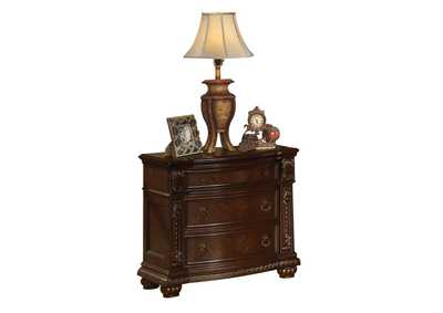 Anondale Cherry Nightstand,Acme