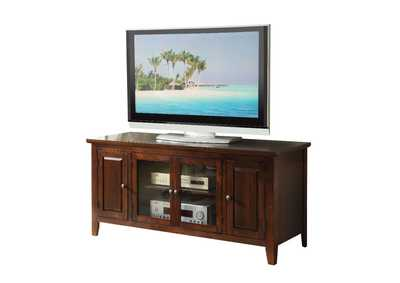 Image for Christella Chocolate TV Stand