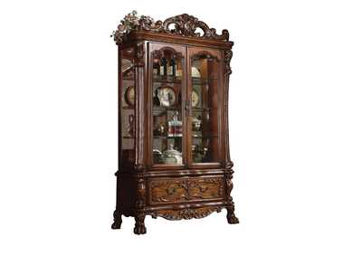 Image for Dresden Cherry Oak Curio