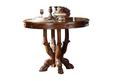Image for Dresden Cherry Oak Counter Height Table