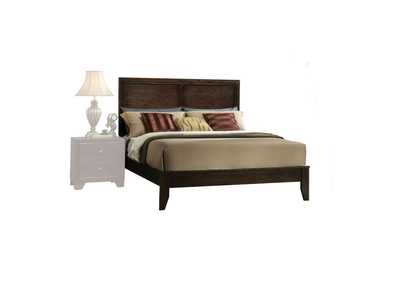 Image for Madison Espresso Eastern King Bed