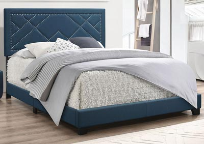 Image for Ishiko Teal Queen Bed