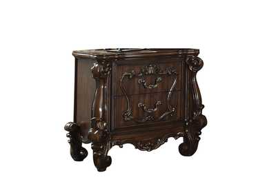 Versailles Cherry Oak Nightstand,Acme