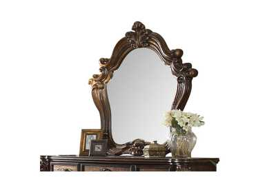 Image for Versailles Cherry Oak Mirror