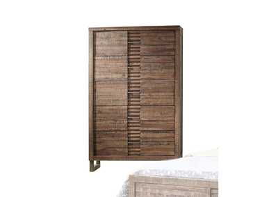Andria Reclaimed Oak Chest,Acme