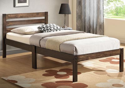 Image for Donato Ash Brown Twin Bed