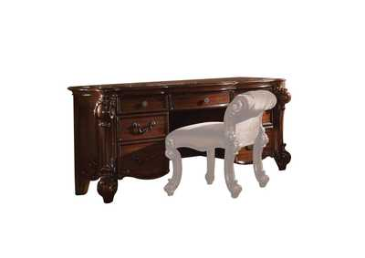 Image for Vendome Cherry Vanity Desk