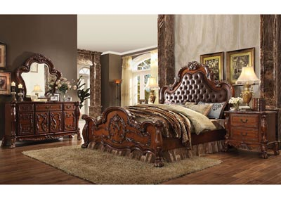 Image for Dresden/Cherry Oak California King Bed