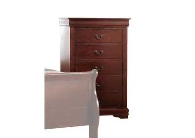 Louis Philippe Cherry Chest,Acme