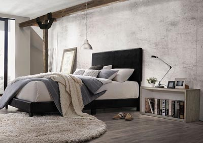 Image for Lien Cod Gray Twin Bed