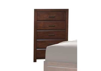 Oberreit Walnut Chest,Acme