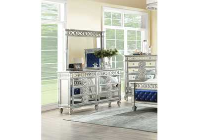 Varian Mirrored Dresser,Acme