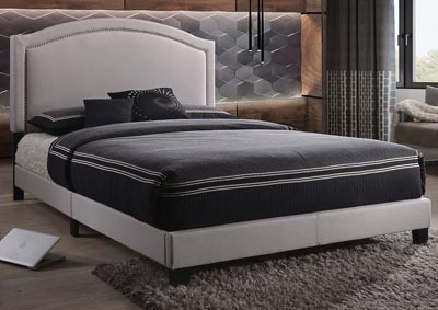 Garresso Fog Queen Bed