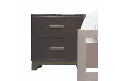 Charleen Walnut Nightstand,Acme