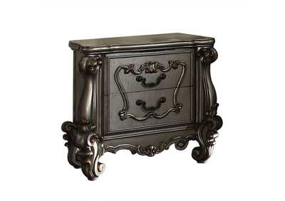 Versailles Antique Platinum Nightstand,Acme