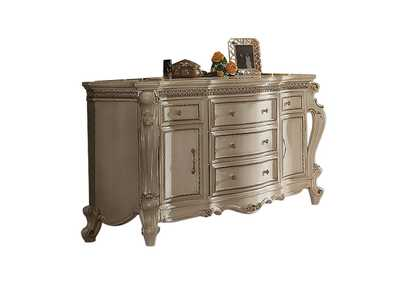 Picardy Antique Pearl Dresser,Acme
