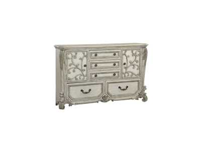 Braylee Antique White Dresser,Acme