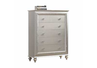 Kaitlyn Champagne Chest,Acme