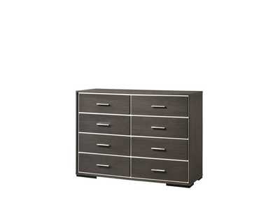 Escher Gray Oak Dresser,Acme