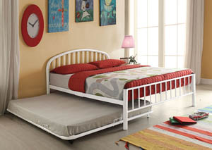Image for Cailyn White Full Bed
