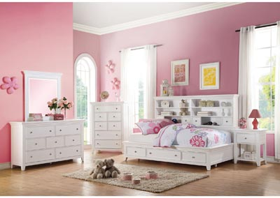 Image for Lacey White Daybed