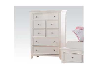 Lacey White Chest,Acme