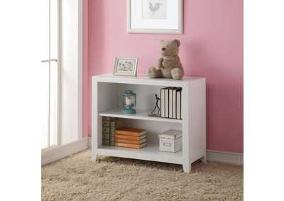Image for Lacey White Bookshelf