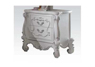 Versailles Antique White Nightstand,Acme